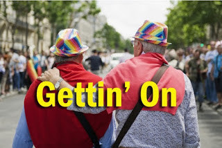 """Gettin' On"" in PGN: Standing up: Getting involved in activism"