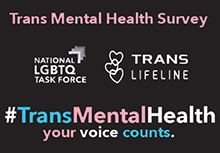 Help Us Collect Data on Trans Mental Health