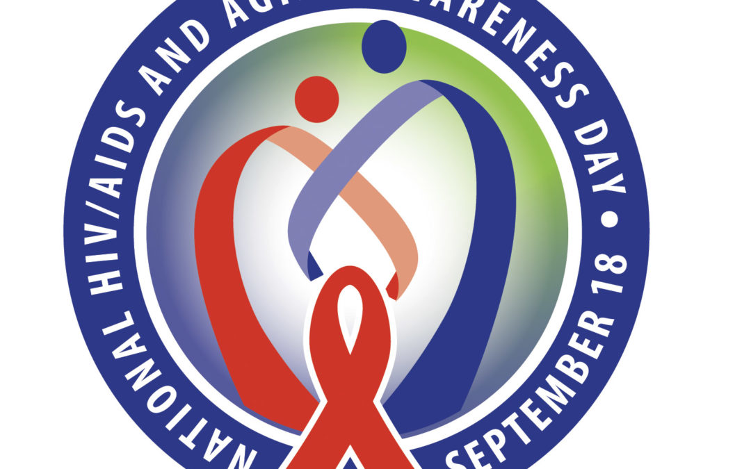 National HIV/AIDS and Aging Awareness Day is September 18th