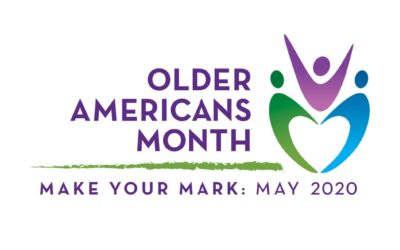 "Older Americans Month celebrates older adults ""Making their Mark"""